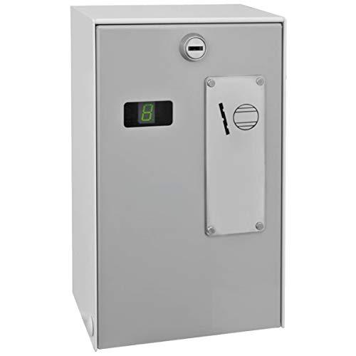 WITTKOWARE Münzautomat für Profil-Wertmarken 25x2 mm, ausgestattet mit Zeiteinstellung und Wertmarkenprüfer