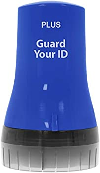 Original Guard Your ID Wide Advanced Roller 2.0 Identity Theft Stamp