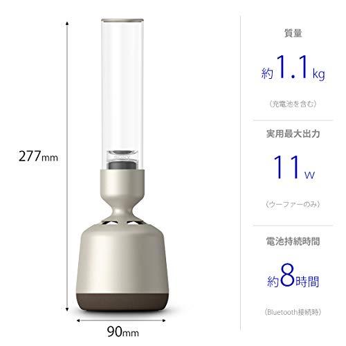 SONY(ソニー)『グラスサウンドスピーカー(LSPX-S2)』