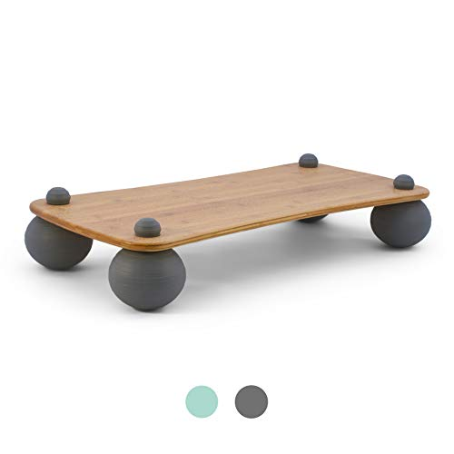 Pono Board - Core Activating Level Motion Balance Board for Standing Desks and Exercise - Lotus Mint