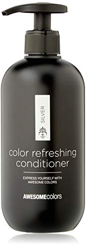 Awesome Colors Color Refreshing Conditioner Silver, 500 ml