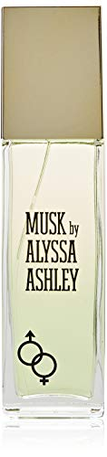 Alyssa Ashley Musk unisex, Eau de Toilette Vaporisateur 100 ml, 1er Pack (1 x 1 Stück)