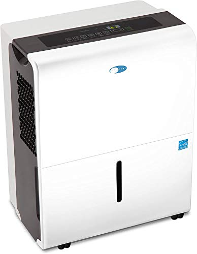 Whynter Energy Star 50 Pint Portable Built-in Pump in White Dehumidifier