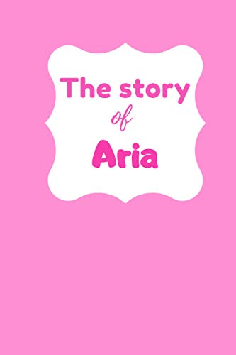The story of Aria: Journaling inspiration for positivity and joy