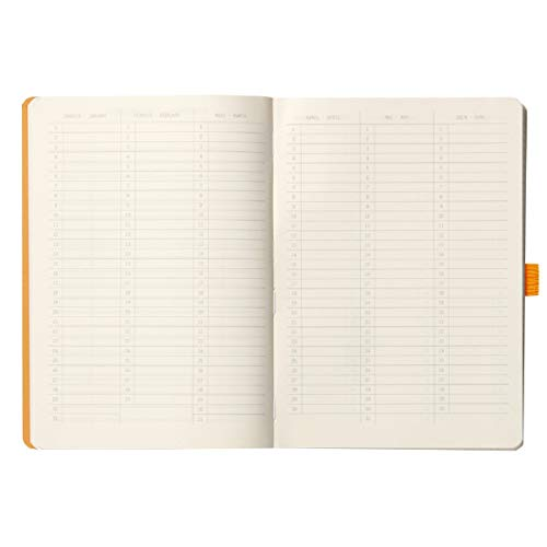 Rhodia Goalbook Journal, A5, Dotted - Black Photo #2