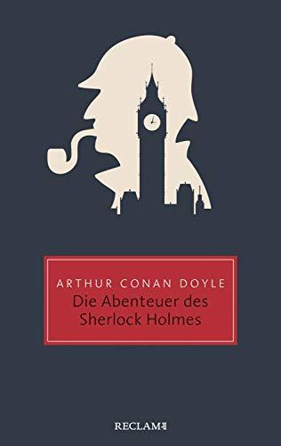 Die Abenteuer des Sherlock Holmes: Reclam Taschenbuch