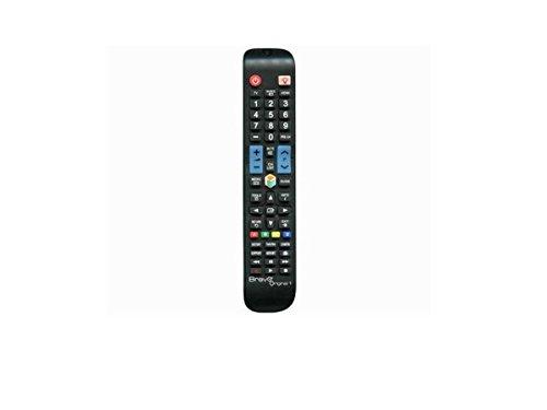 Bravo! Original 1 Telecomando per TV Samsung, nero