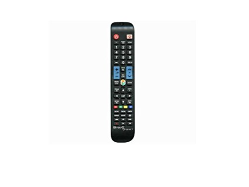 Bravo! Originele 1 afstandsbediening voor Samsung TV zwart