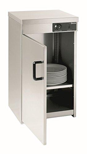 Bartscher Wärmeschrank 1T 55-60 Teller 84198998 Art. 103063