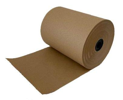 2 Rollen Natronmischpapier braun 80g Rollenbreite 25 cm 5,4kg