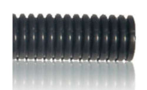 Revi tubos T10115N4 - Tubo corrugado m-16 negro (rollo 100m)