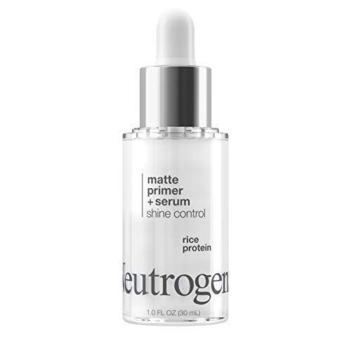 Neutrogena Shine Control Matte Booster Face Primer + Serum