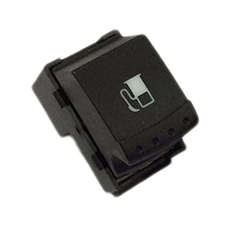Phoenixset 1J0959833A Interruptor de liberación de Puerta de Gas de Combustible FIT para V W Golf Jetta MK4 Passat 1J0 959 833A 1999-2009