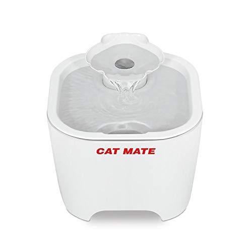 Cat Mate Cat Mate Shell Fountain 3L (White)