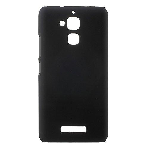 compatibile per ASUS Zenfone 3 MAX ZC520TL X008D (display 5.2) Copertura Custodia retro COVER resistente leggera slim case protezione matte Nero