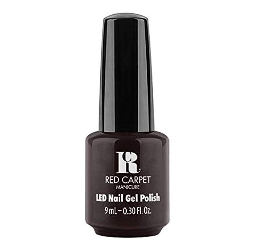 ライトニングバランス立法Red Carpet Manicure - LED Nail Gel Polish - Unapologetic - 9ml / 0.30oz