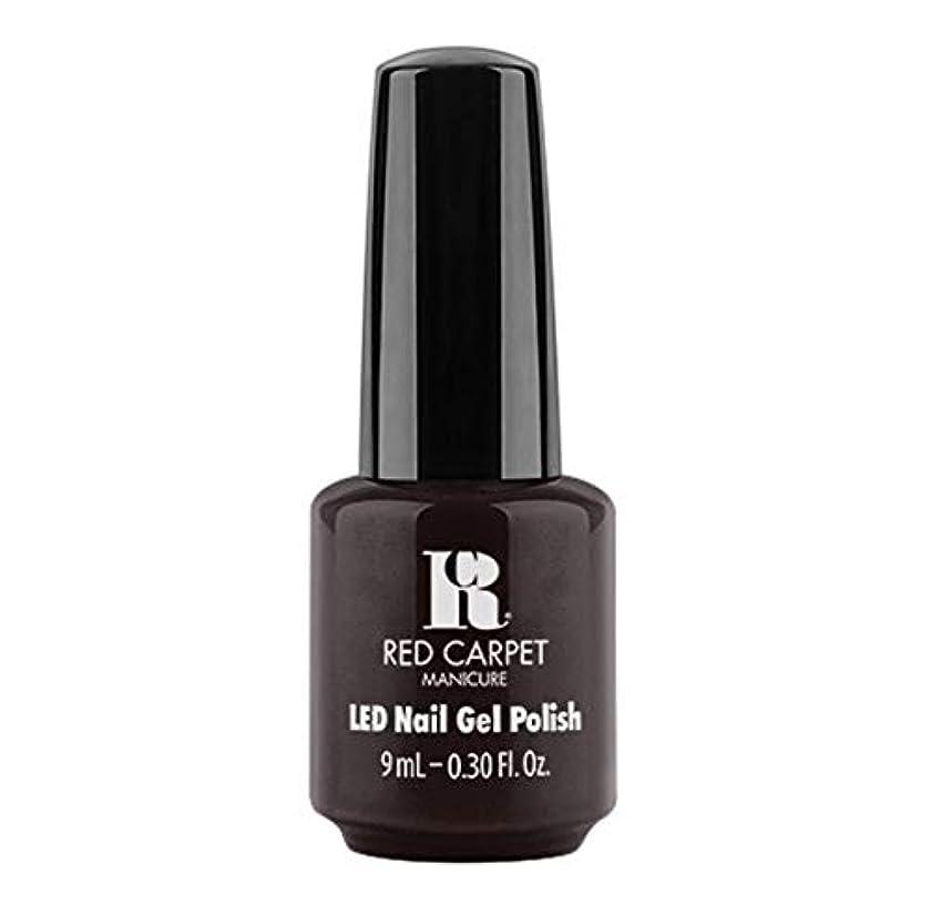 未使用バルーン怠なRed Carpet Manicure - LED Nail Gel Polish - Unapologetic - 9ml / 0.30oz