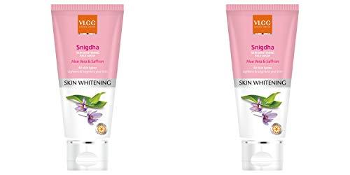 VLCC Snigdha Skin Whitening Face Wash - Pack of 2