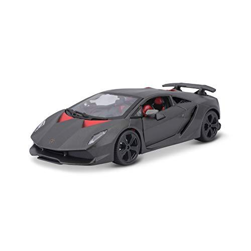 Bburago - Lamborghini Sesto Elemento, Color Gris