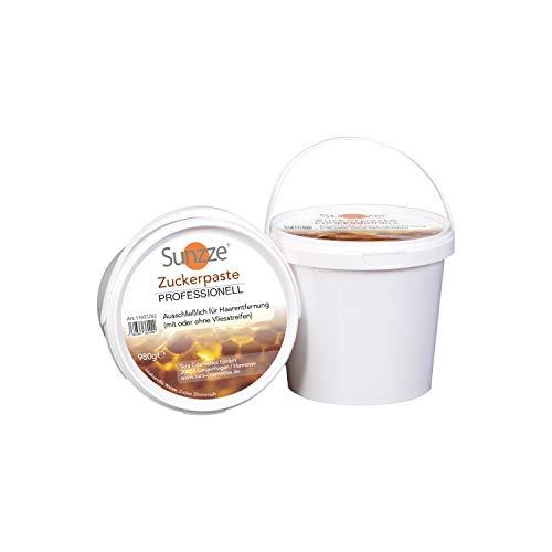 Zuckerpaste Professionelle Haarentfernung Sugarpaste die Sanfte Enthaarung! Sugaring - Dose 1 KG