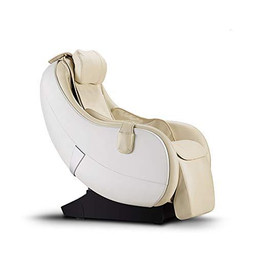 CIKO Sedia ripiegata, Poltrona massaggiatrice elettrica, Divano massaggiante a Doppio Binario SL, Design Silenzioso, Adatto per Uso familiare