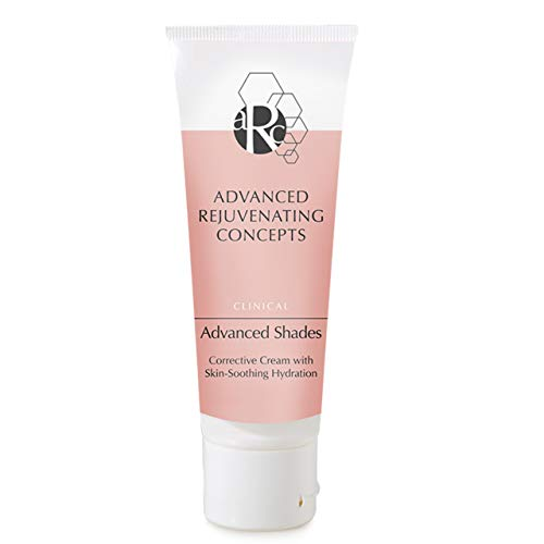 ADVANCED REJUVENATING CONCEPTS Advanced Shades | Universal CC Cream with Skin Smoothing Hydration for an Illuminating, Youthful Glow | For All Skin Types
