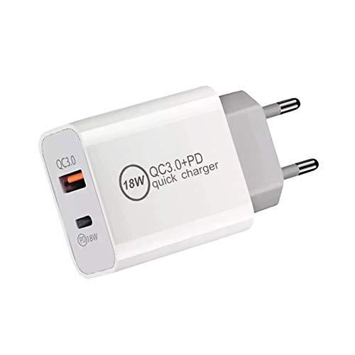 Cargador USB Universal Plug Cargador De Viaje De Carga Rápida, Liqingshangmao