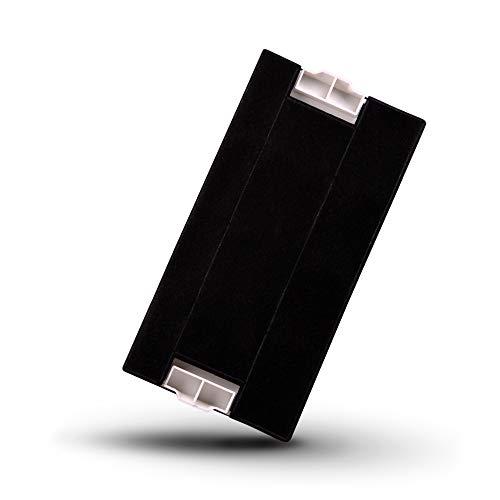Filtro de carbón activo, filtro de olor, repuesto para 00434229/434229, LZ45501, DHZ4550, DHZ4555, DHZ4556, Z5144X1, Z5144X5 para campana extractora, filtro de carbón activo