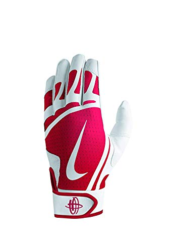 Best nike batting gloves red