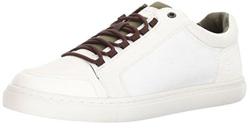 G-STAR RAW Herren ZLOV Cargo Hohe Sneaker, Weiß (White), 42 EU