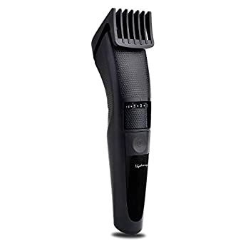 Lifelong Beard Trimmer adjustable comb settings from 0.4 to 10 mm Cordless