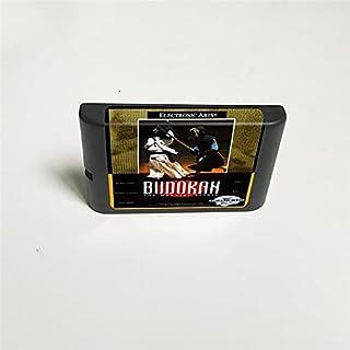 Lksya Budokan - The Martial Spirit - Carte de jeu MD 16 bits pour cartouche de console de jeu vidéo Sega Megadrive Genesis...