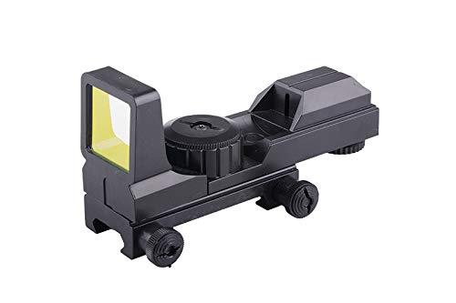 Well Softair Red Dot Reflexvisier Rotpunkt mit Batterien