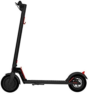 electric scooter hill climbing