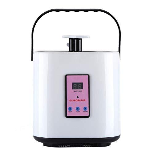 Stoomgenerator, 2L stoomsauna voor thuis sauna's met timer temp display (US plug)