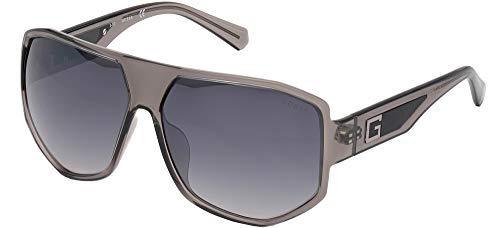 Guess Gafas de Sol GU00007 Light Grey/Grey Shaded 60/12/130 unisex