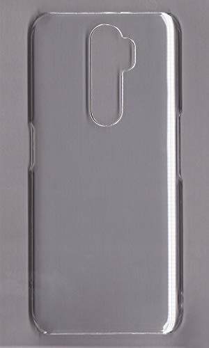 OPPO A5 2020 専用 ポリカーボネイト製 (PC) 無地 スマホケース スマホカバー クリア 【 透明 】 オッポ エー ファイブ