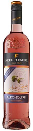 Michel Schneider Merlot Rosé Lieblich Alkoholfrei (1 x 0.75 l)