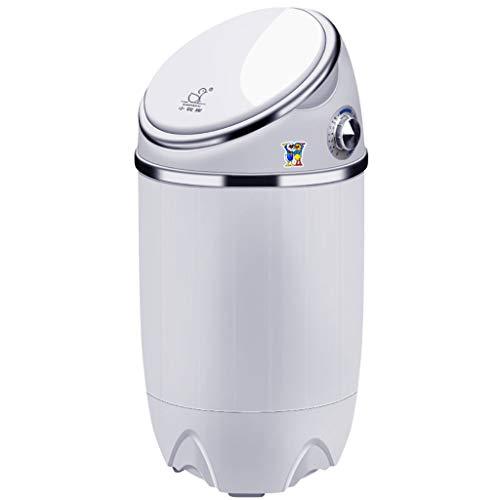 Tragbare Waschmaschine - Top Loader Tragbare WäSche, Mini-Waschmaschine, Leise Waschmaschine, Drehregler, FüR Kompakte WäSche, 7,7 Lbs KapazitäT