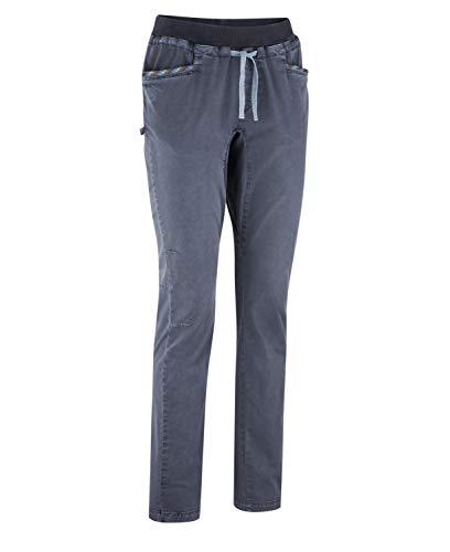 EDELRID Damen Glory Pants, Dark Blue, XL