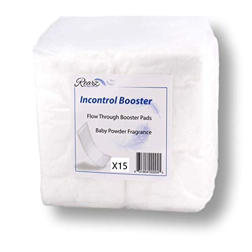 Amazing Deal Rearz - InControl - Diaper Booster Pads (15 Pack)