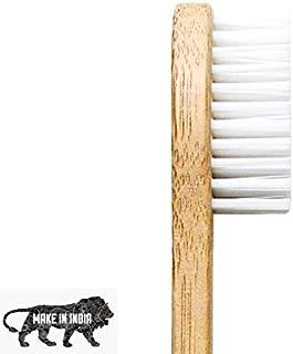 Bambooindia, Bamboo Toothbrush- White