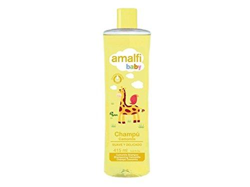 Amalfi 6198055031 - champú camomila infantil 415 ml