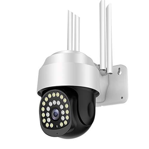 TWH 1080 p HD cámara WiFi al aire libre cámara IP de baja potencia impermeable cámara inalámbrica de vigilancia infrarroja