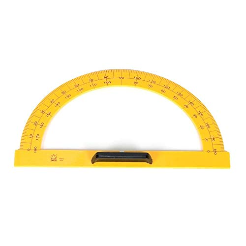 hand2mind Protractor Tool for Dry Erase Board