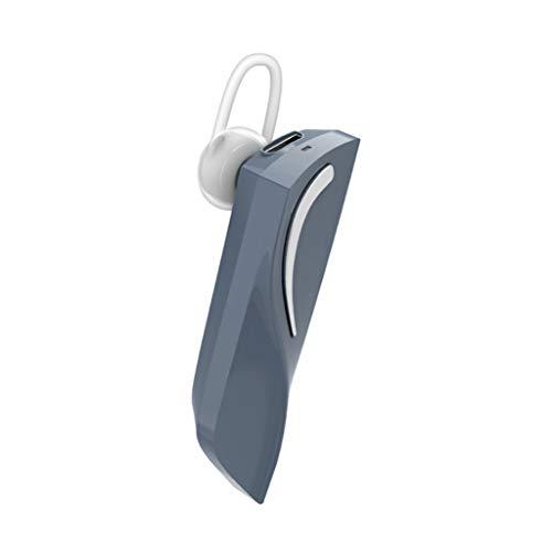 Intelligentes In-Ear-Headset für drahtlose Übersetzung Tragbares Echtzeit-Übersetzungs-Headset (Blau)