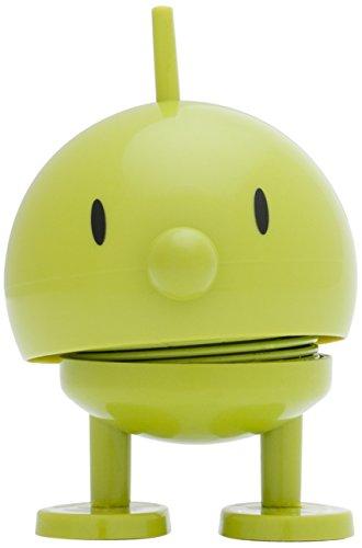 Hoptimist Lime - Baby Bumble: Dekorationsfigur aus hochglanz Kunststoff