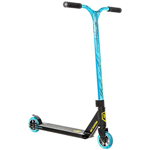 Grit Extremist Complete Pro Stunt Scooter (negro/azul)