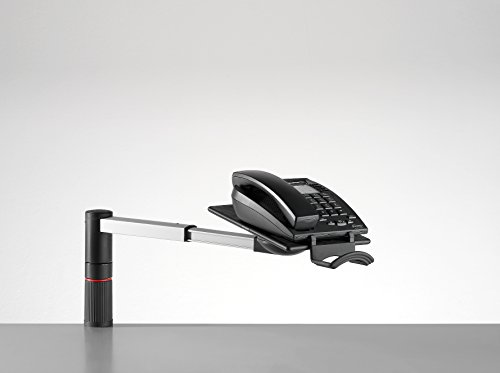 Novus ScopeMaster Telefon-Schwenkarm (geklemmt) 2 kg silber