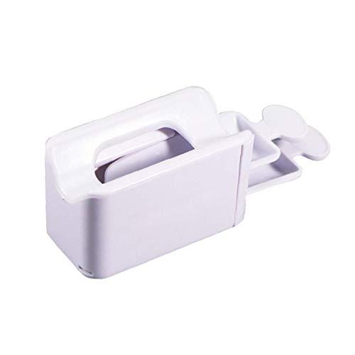 Nail Tuffa Polvere Riciclaggio Vassoio, Nail Dip Polvere System Tray Nail Dip Contenitore Fai Da Te Art Box Per Nail Art Per Manicure E Attrezzo Di Trucco